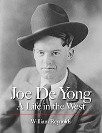 cover of Joe De Yong book