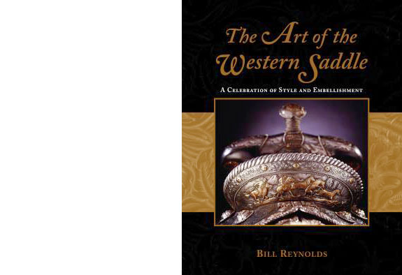 cover of The Art of the Western Saddle