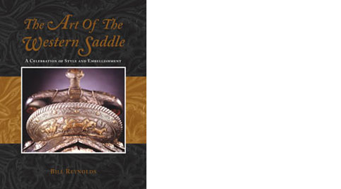 book cover The Art of The Western Saddle