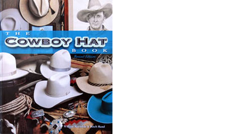 book cover The Cowboy Hat Book