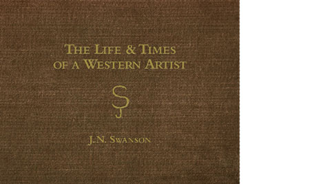 book cover The Life and Times of a Western Artist