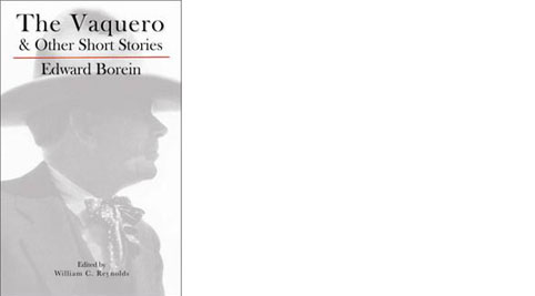 book cover The Vaquero and Other Short Stories
